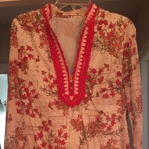 Tory Burch tunic dress, size 8